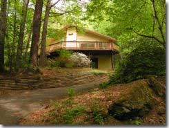 Mountain Air Cottage - Franklin NC - Click to visit