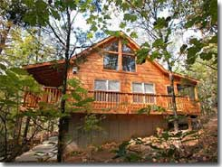 Secret Cabins - Pigeon Forge Tennessee