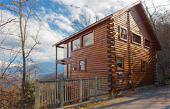 An Incredible View 3BR, 3.5 Baths, Gatlinburg, T N Sleeps 6 - Click to visit